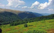 The Great Balkan Trail - Kom-Emine