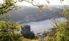 Rhinegau & Middle-Rhine valley selfguided  walk