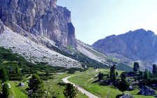 Walking the Dolomites of Val Badia